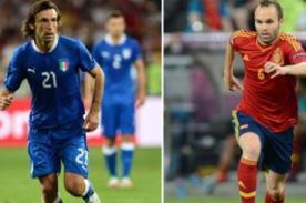 En vivo: España vs Italia por ESPN - Amistoso internacional