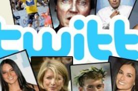 Entérate cuánto cobra una celebridad por mención en Twitter