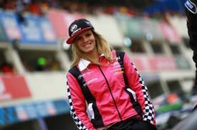 Alejandra Baigorria correrá junto a su padre en el Rally ACP en Asia