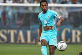 Sporting Cristal: Carlos Lobatón muy cerca de su gol número 50