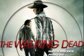 The Walking Dead cuarta temporada capítulo 16 - Mira TWD online sub español
