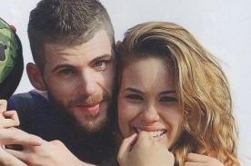 Lisset Lanao olvida a Niko Ustavdich con modelo Greg Michael (Fotos)