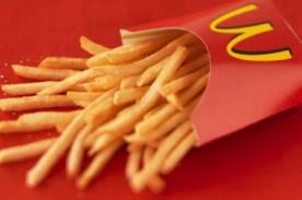 McDonald's revela los ingredientes de sus populares papas fritas - VIDEO