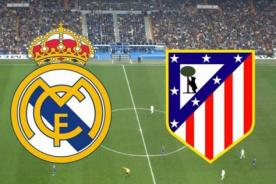 Atlético de Madrid vs Real Madrid: Fecha, hora, lugar y canal de la final - Champions League