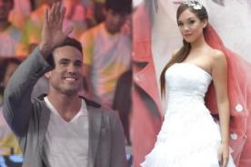 Jazmín Pinedo negó haber contraído matrimonio con Gino Assereto- Video