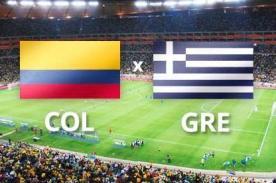 ¿A qué hora jueganColombia contra Grecia? – Hora Peruana – Mundial Brasil 2014