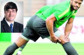 Mundial Brasil 2014: Jayme Bayly elogió el trasero de Hulk