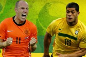 En vivo Brasil vs Holanda: Transmisión por DirecTV - Mundial 2014