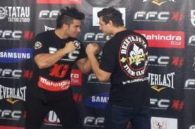 ¿Nicola Porcella y Rafael Cardozo se enfrentarán a golpes en el cuadrilátero?