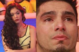 Jazmín Pinedo desenmascara a Rafael Cardozo en televisión - VIDEO