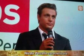 El Gran Show: Nicola Porcella regresa a América Televisión - VIDEO