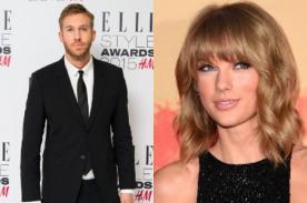 Twitter: Calvin Harris confirma su ruptura con Taylor Swift Así