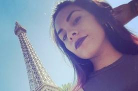Aída Martínez no deja nada a la imaginación en Las Vegas y se llena de lujos - FOTOS