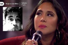 Melissa Paredes revela triste testimonio sobre su esposo