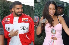 Drake envió tierno mensaje a Rihanna por cumpleaños