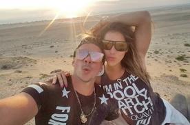 Korina Rivadeneira y Mario Hart sorprenden a fans con foto privada - FOTO