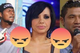 'Chemo' Ruiz, 'Chiquito' Flores y Dorita Orbegoso destruyen mal a Mónica Cabrejos - VIDEO