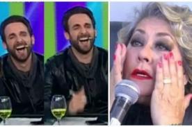 'Mamita' de Milett Figueroa pasa lo peor en vivo durante 'Amor, Amor, Amor' -  FOTO