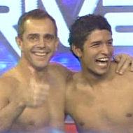 Reimond Manco y Julinho se disputarán el pase a la final de Amigos y Rivales