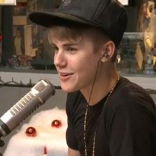 Justin Bieber jugó una broma telefónica a una peluquería (video)