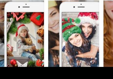 Conoce cual es la mejor aplicación para editar fotos de Navidad