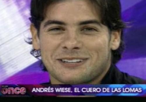 Andrés Wiese reveló que hackearon su cuenta en Facebook