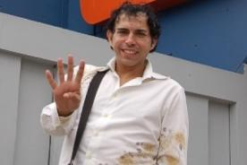 Ernesto Pimentel: Quiero ser papá