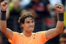 Masters 1000 Roma: Nadal se consagra campeón al vencer a Djokovic (Video)