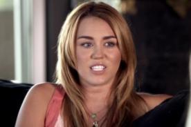 Miley Cyrus insulta a fotógrafos por acoso en Filadelfia