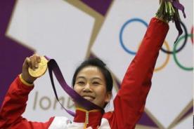 Olimpiadas 2012: China lidera el medallero de los Juegos Olímpicos de Londres