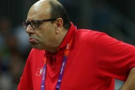 Olimpiadas Londres 2012: Técnico de Túnez cachetea a su jugador - Video
