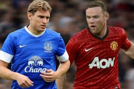 Gol del Everton vs Manchester United (1-0) - Premier League - Video