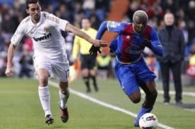 Goles del Levante vs Real Madrid (1-2) - Liga Española - Video