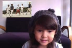 Pequeña directioner colombiana enternece a Liam Payne - Video