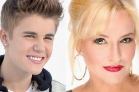 Locutora de radio acusa a Justin Bieber de faltarle el respeto