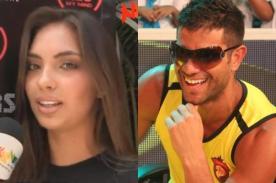 Natalie Vértiz niega tener más que una amistad con Yaco Eskenazi - Video