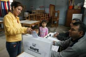 ONPE Revocatoria 2013: Lugares dónde votar para el 17 de marzo