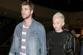 Miley Cyrus furiosa porque su novio habla de su sexualidad con su hermano