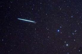 Meteorito en Chile: Cuerpo celeste habría pasado durante la madrugada