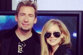 Avril Lavigne reveló cómo Chad Kroeger le propuso matrimonio