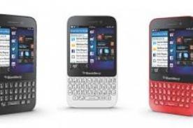 Presentan Blackberry Q5