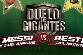 Duelo de Gigantes: ¿Qué técnicos dirigirán a 'Messi y sus amigos' en Lima?
