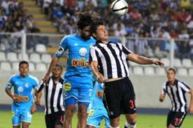 Descentralizado 2013: Sporting Cristal vs Alianza Lima - en vivo por CMD