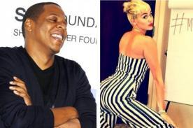 ¿Jay-Z se burla de Miley Cyrus en su nuevo tema? - Audio