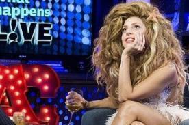 Lady Gaga encuentra atractivas a las lesbianas