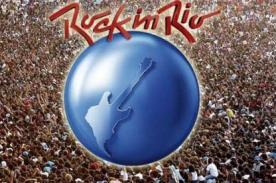 YouTube en vivo: Rock in Rio 2013 - Transmisión por Internet