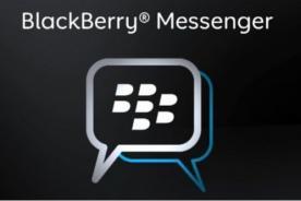 BlackBerry Messenger estaría disponible esta semana para iOS y Android