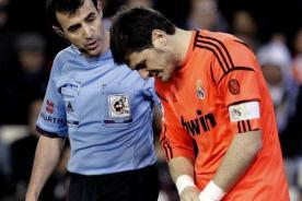 Real Madrid: Iker Casillas sufrió de una contusión en la costilla