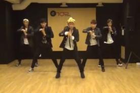 Teen Top revela nueva versión de 'Rocking' con uniformes escolares - Video