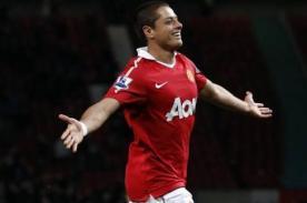 Video: Manchester United vence 1-0 a Liverpool con gol de 'Chicharito'